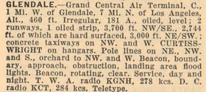 GCAT Description, 1933 (Source: Webmaster)
